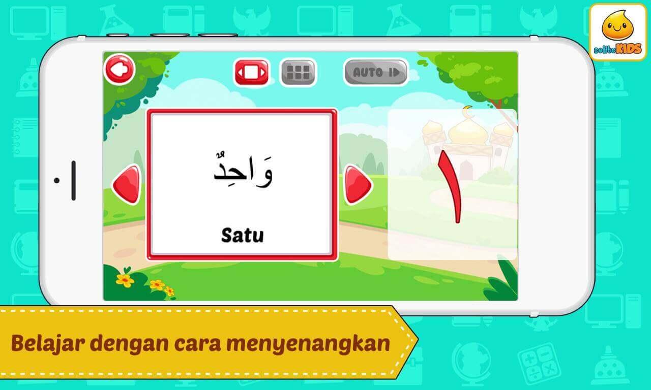 Belajar Bahasa Arab dan Suara