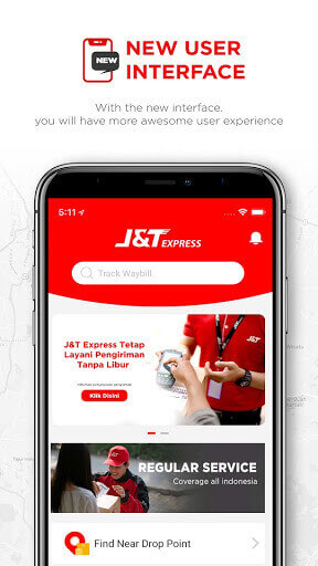jnt express indonesia