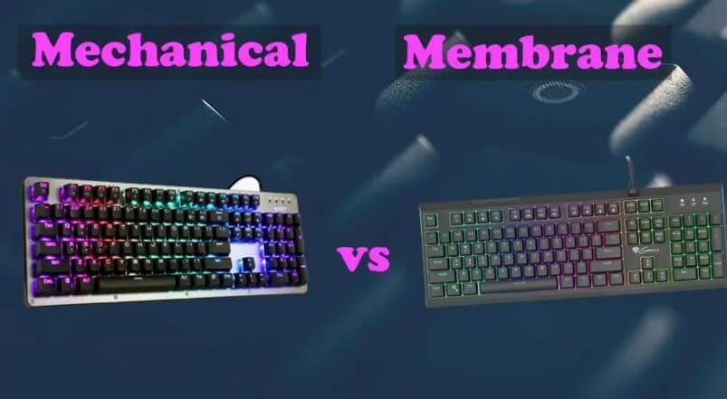 mechanical vs membran