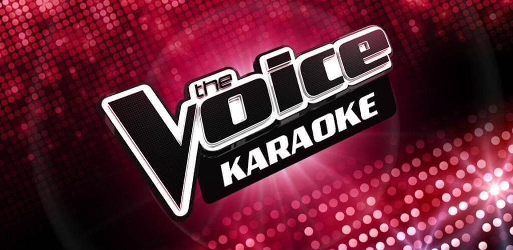 Bernyanyi Karaoke dengan The Voice