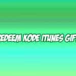 cara redeem kode itunes gift card